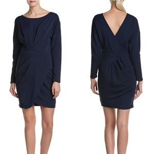 Tart Navy Blue 'Makayla' Mini Dress